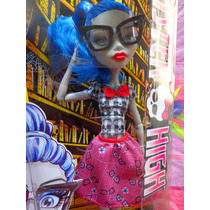 Monster High Muneca De Ghoulia Yelps