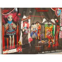 Juguetibox: Monster High Rochelle Goyle Circo Monstruoso