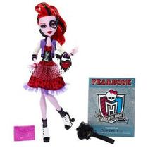 Monster High Imagen Día Opereta Doll