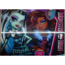 Rompecabezas Monster High