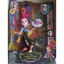 Muñeca Monster High Gigi Grant Original Con Dvd