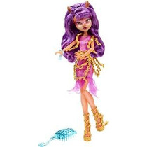 Monster High Encantada Conseguir Fantasmal Clawdeen Lobo Dol