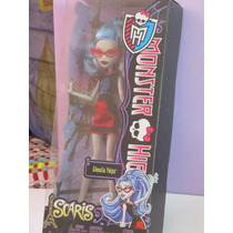 Monster High Ghoulia Yelps Colección Scaris