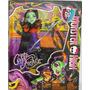 Juguetibox: Monster High Casta Fierce Hija De Circe