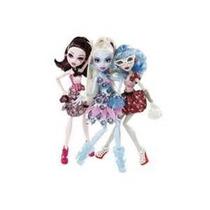 Monster High Version Baile