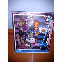 Monster High Hermanas Lobo