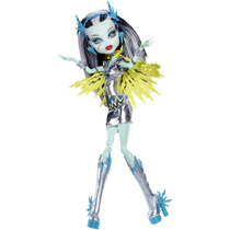Monster High Super Heroes Frankie Voltageous Hm4