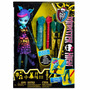 Monster High Crea Tu Monstruo Marino Color