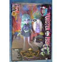 Twyla 13 Deseos Con Accesorios Monster High