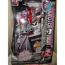 Monster High Operetta Sustos Cámara Acción