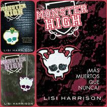 Monster High. Set De 3 Libros