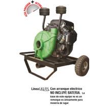 Motobomba 3x2 Alta Presion Centrifuga 20hp