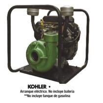 Motobomba 4x4 Centrifuga 18 Hp Kholer