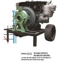 Motobomba 23 Hp A Diesel Centrifuga 4x4