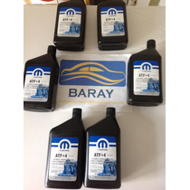 Aceite Sintetico Mopar Atf+4 Para Transmision Automatica