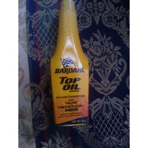 Bardahl. Top Oil Aditivo Para Gasolina. 150ml. 43pzas.+2free