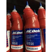 Aceite Transmisión Acdelco Chevrolet Type 3 (iii) 93436060