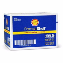 Caja 12 Litros Formula Shell 10w30