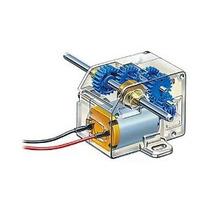 Mini Motor Bajo De Caja De Cambios De Velocidad 4 Velocidad