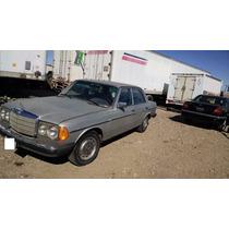 W124 W126 300d 300sd E300 Mercedes Parrilla