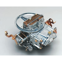 Carburador Holley Dos Gargantas 500 Cfm Pulido