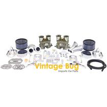 Carburadores Dobles Empi 44 Hpmx Tipo Weber Para Vocho