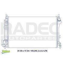 Radiador Chevrolet Vectra 2003 2.2l 16v/3.2l 24v C/aire Aut