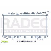Radiador Nissan Lucino 96-00 1.6 L4 Automatico