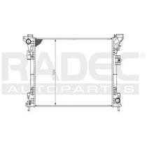 Radiador Dodge Grand Caravan 2011-2012-2013 3.3/4.0 Lts Aut