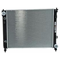 Radiador Aluminio Nissan March 1.6l L4 Aut 2012 - 2016 Wld