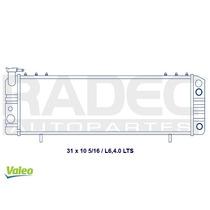 Radiador Cherokee Sport 91-00 L6 4.0 Lts Automatico
