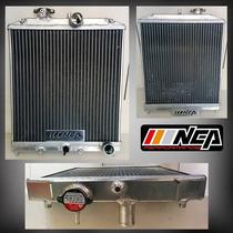Radiador De Aluminio Para Honda Civic 1992-2000 Bfn