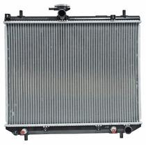 Radiador Aluminio Toyota Avanza 2007-2008-2014 1.5l Aut 678