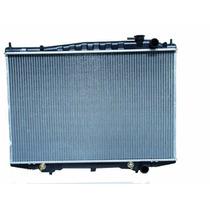 Radiador De Aluminio Nissan Pick Up D22 L4 2.4 L 2008 - 2014