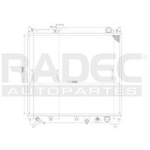 Radiador Tracker 93-98 L4 1.6 Lts Automatico