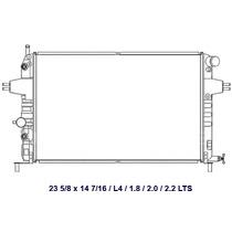 Radiador Chevrolet Astra / Zafira 2000 -2007 1.8/2.0 Lts Rdc