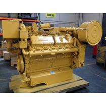 Motor Marino Caterpillar 3412 - 671 Hp @ 1800 Serie 60m