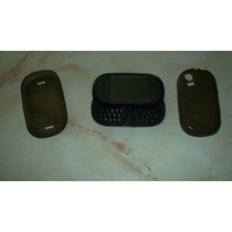 Remato Alcatel Ot880a Touch, Mp3, Teclado Telcel Chip 500t/a