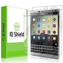 Iq Escudo Liquidskin - Blackberry Pasaporte Silver Edition P