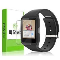 Iq Escudo Liquidskin [6-pack] - Sony Smartwatch Protector De