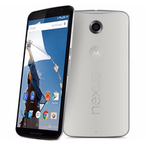 Nexus 6 Google Motorola 4g Lte Libre De Fábrica Caja Sellada