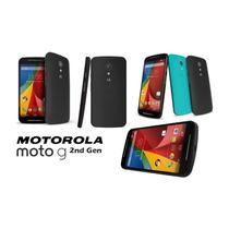 Celular Moto G2- 2da Gen. Nuevos ! Liberados! Envio Gratis !
