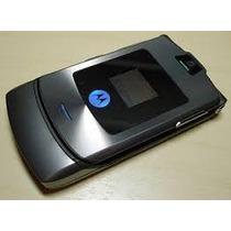 Motorola V3i Nuevo Caja Libre Gris Español Mp3 Bluetoot V3