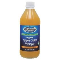 El Vitamin Shoppe - Vinagre De Manzana Líquida 16 Fl Oz