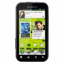 Motorola Defy + Mb526 Android Wifi Redes Sociales Cám 5.0 Mp