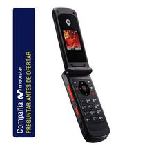 Motorola W270 Mp3 Radio Fm Mensajeria Usb Alarma Juegos