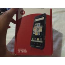 Motorola Xt615 Libre $1999 Con Envio.color Negro.