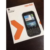Motorola Titanium Nextel... Excelente Precio!!!!