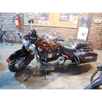 Road King 1450 C,c Modelo 2003 100 Años De Aniversario