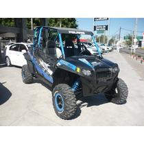 Rzr Polaris Jagged 4 Plazas 900cc